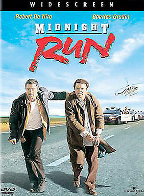 Midnight Run (DVD, Region 1) Very Good condition from personal collection!