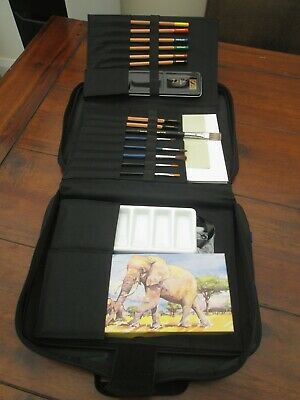 WH Smiths watercolour art set
