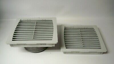 *NEW* Pfannenberg 11643151055 Filter Fan PF 34000 with additional Filter.
