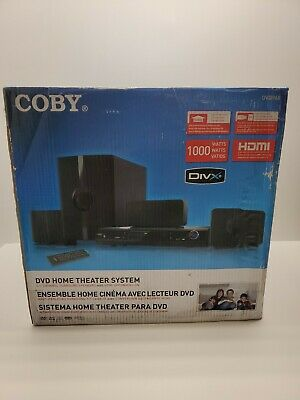 Coby Dvd Home Theater System #dvd968