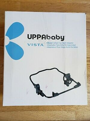 Chicco Keyfit Car Seat Adapter for UPPAbaby Vista, 2009-2014 models - RARE