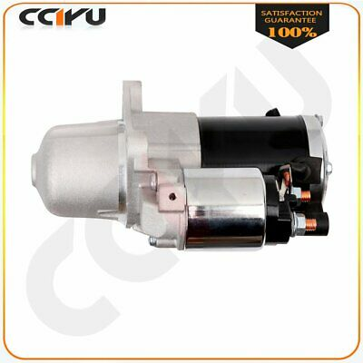 New MITSUBISHI style Starter for CADILLAC ATS,CTS,SRX,STS 2008-2014 CHEVROLET CAMARO 2010-2011