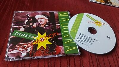 Madonna - Causing A Commotion - Rare CD Single - Madame X - NEW