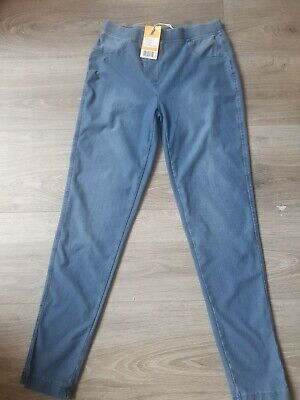 Pepperts Girls Jeggings Blue Age 10 11 12 years Jeans Elasticated waistband