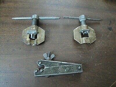 Job lot of three Pyro tools, 2 Crimpers and a Ringing Tool.