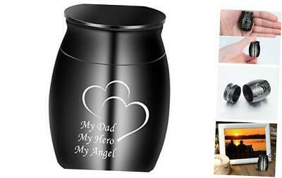 Dletay Small Keepsake Urns for Human Ashes Mini Cremation Urns for Ashes My Dad