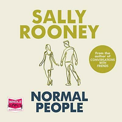 Normal People by Sally Rooney Audiobook (M.P.3) 🔥 Audiobook 🔥eMail delivery🔥