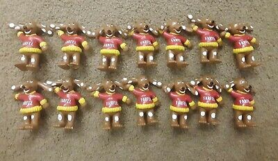 Vintage Jimmy Nelson Bendable Farfel Figure Nestle Russ 1992 Lot of 14 NOS