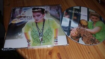 Madonna - Like A Virgin - Rare CD Single - Madame X - NEW