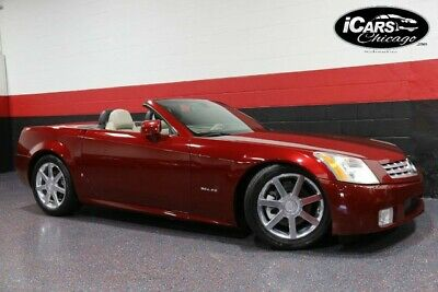 2006 Cadillac XLR 2-Owner 48,784 Miles Clean CarFax Navi Serviced 2006 Cadillac XLR 2-Owner 48,784 Miles Clean CarFax Navi KeyLess Start Serviced