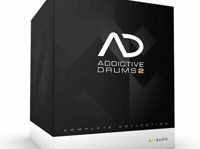 XLN Audi0 Addictive Drums 2 v2.1.9 For Windows Full Version Lifetime 🔥