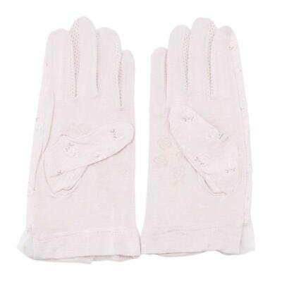 Female Lace Female Gloves Summer Gloves Fingers Sun Glove Protection Women LP