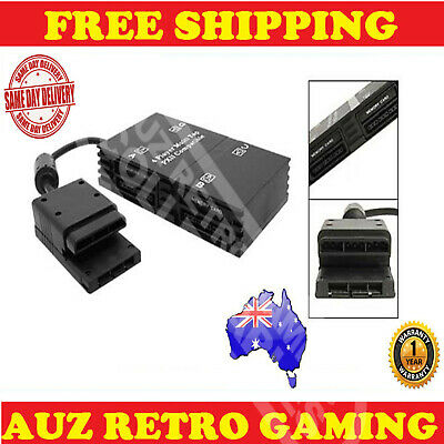 2Sony Playstation 2 PS2 Multitap Multi Tap ADAPTER