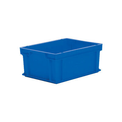 Matlock 400x300x170mm Euro Container Blue