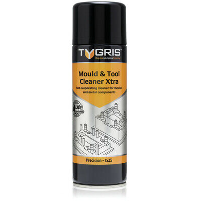 Tygris IS25 MOULD & TOOL CLEANER EXTRA SPRAY 480ml