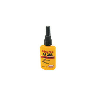 Loctite 358 UV Structural Adhesive - 50ml