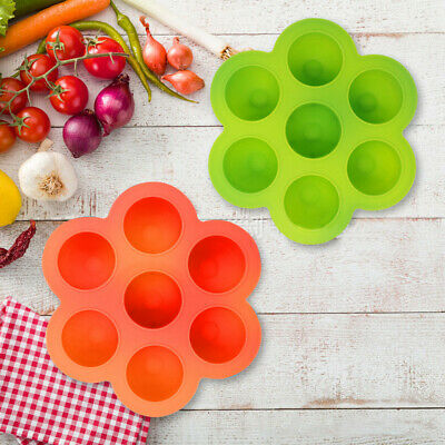 Reusable Baby Food Storage Container Freezer Tray