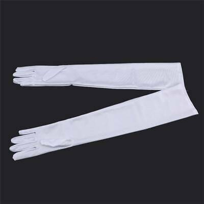 Non-slip Evening Party Costume Glove High Quality Thin Close Fit Long Gloves LP