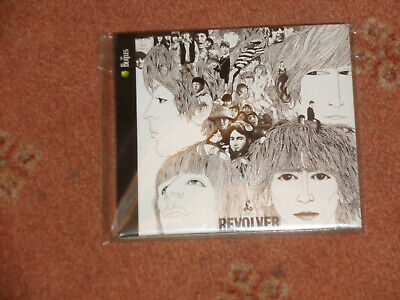 The Beatles - 'Revolver' Remastered Stereo New & Sealed