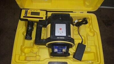 Leica laser level rugby 810 with receiver