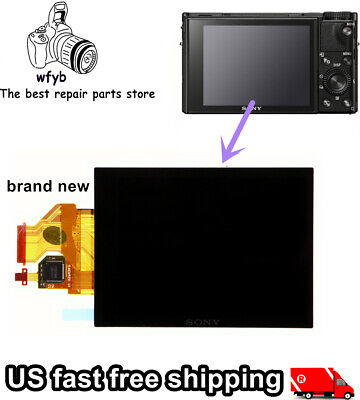 NEW LCD Display Screen Monitor Replacement Part for Sony RX100M6 RX100 VI Camera