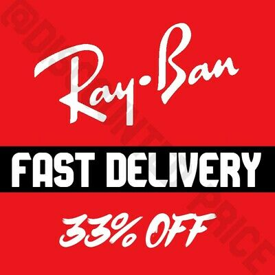 Rayban 33% Off Discount Code Fast Delivery - Uk Only