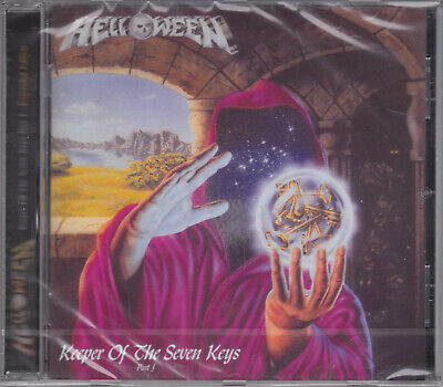 Helloween 1987 CD - Keeper Of The Seven Keys - Part I +4 (Expanded 2006) Sealed