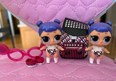 LOL Surprise Dolls, Lil Midnight Twins, New, 100% Authentic MGA