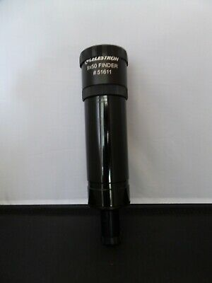 CELESTRON 9X50 FINDER #51611 Lens Caps - No Bracket