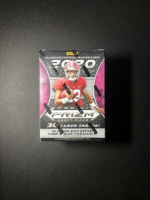 2020 Panini Prizm Draft Picks Football Blaster Box Brand New *Ships Today*