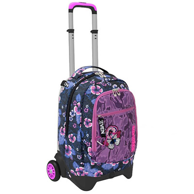 Trolley Seven Jack 2Wd Funny Gilly Colore Nero