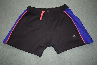 Karrimor Run X lite  Shorts,Uk12 black pink running keep fit