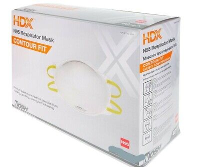 N Rated 95 HDX Air Protection (3 pack)