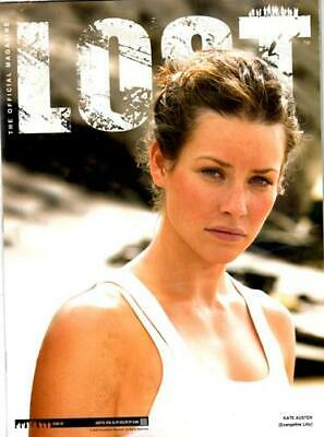 Lost Official Magazine - Evangeline Lilly - Limited Edition Variant Cover #2B +
