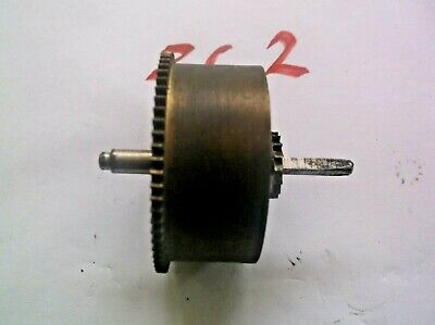 A Enfield Mainspring Barrel  From An Old   Mantle Clock  Ref Zc2