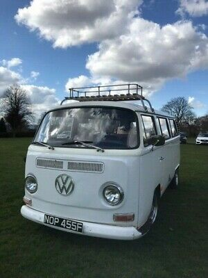 1968 VW T2 LHD Californian Import Early Campervan Bus Rare