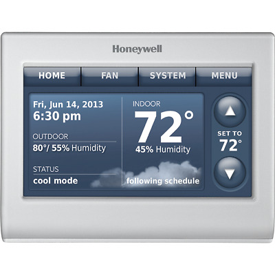 Honeywell Wifi 9000 Color Touchscreen Thermostat Th9320Wf5003 New