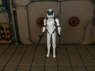 "LOOSE STAR WARS THE CLONE WARS ""The Zillo Beast"" CLONE PILOT GOJI"