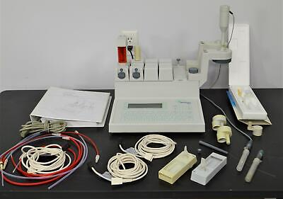 Mettler Toledo DL77 Automatic Titrator w/ Assorted Tubes & Accessories