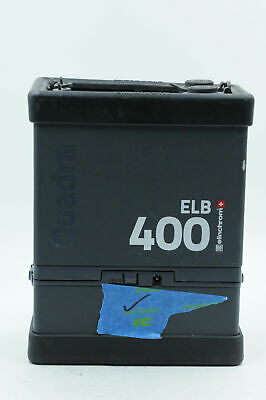 Elinchrom ELB 400 Power Pack With Battery                                   #340