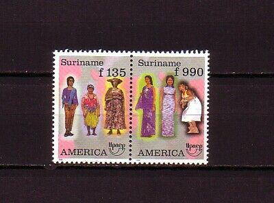 SURINAME Mi. 1565-66** / MNH / Frauen Girls / Upaep