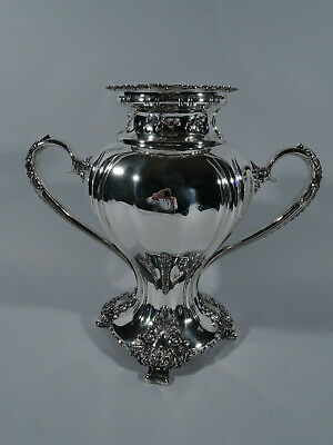 Tiffany Trophy Cup - 12519 - Antique Urn Vase - American Sterling Silver