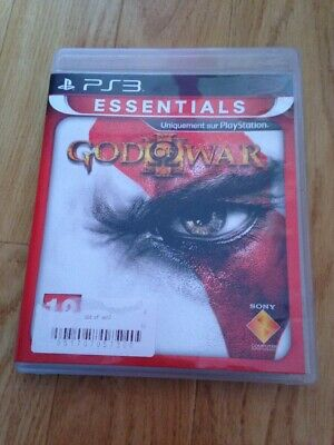 ×× JEU VIDEO PS3 PlayStation - GOD OF WAR III 3 - notice ××