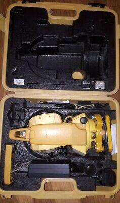 Topcon GTS 226 Total Station.  Calibrated