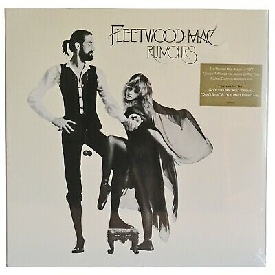 Fleetwood Mac Rumours Vinyl New with Damage on Front Side
