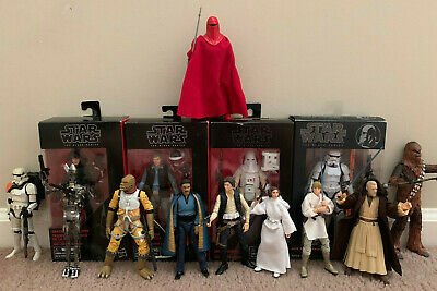 Star Wars:The Black Series 6 Inch Figure LOT - Choose your figure(s)