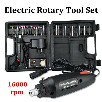 60Pcs Rotary Tool Set Multi Precision Polishing Drill Grinder Machine Accessorie