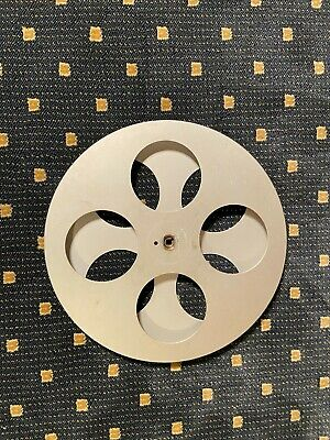Aluminum 16mm 1600 foot split reel 13.5 inches