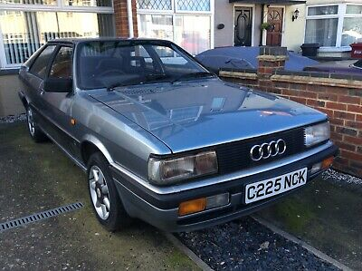 Audi Coupe 2.0 GT, Automatic .For Restoration.