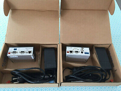 "EXTRON lot MTP T 15 HD RS (transmitter) + MTP U R RS (reciever) ""NEW OLD STOCK"""